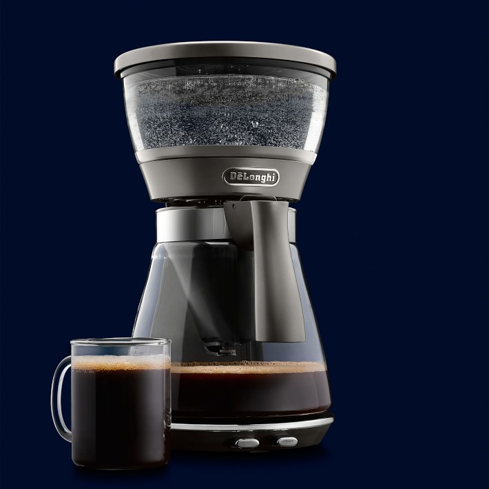 DeLonghi 3-in-1 Specialty 8 Cup Coffee Brewer - ICM17270