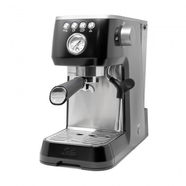 Solis Barista Perfetta Plus Semi-Automatic Espresso Machine - Black 980.38