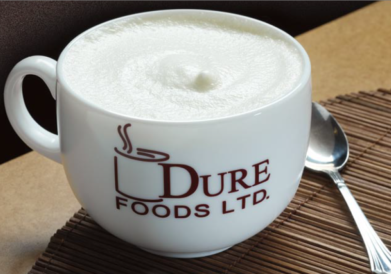 Dure Cappuccino Foamer Vending Powder 500g bags