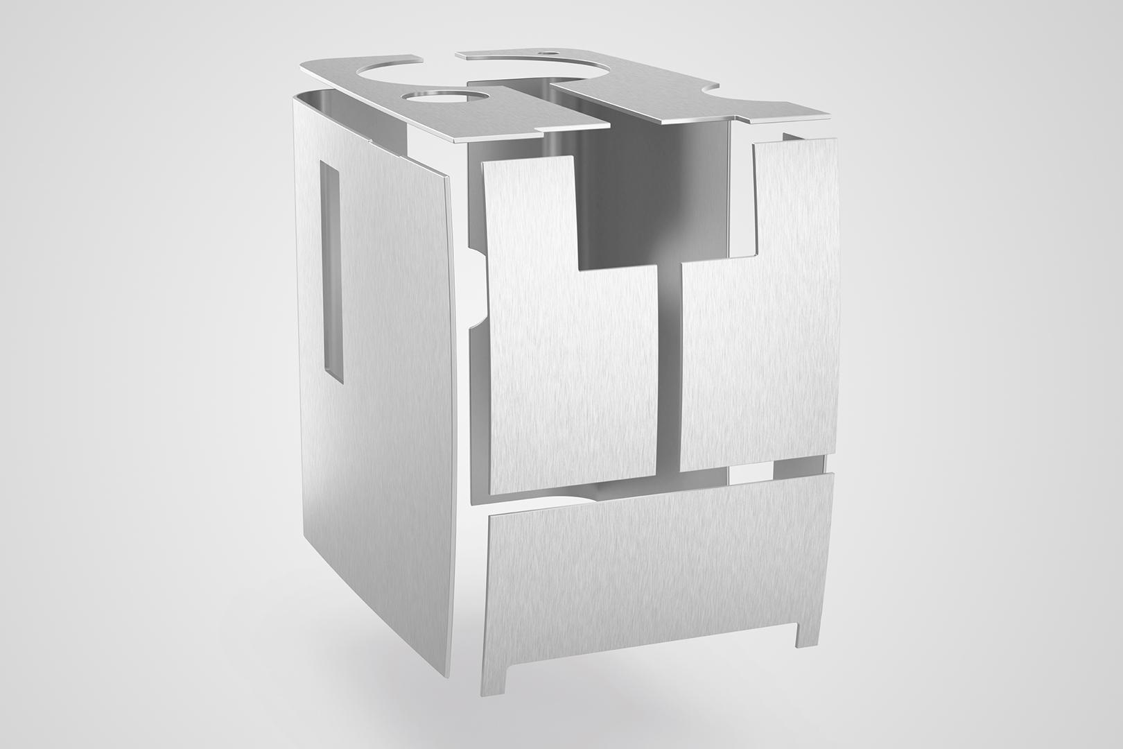 Jura ENA 8 Superautomatic Espresso Machine - Massive Aluminum