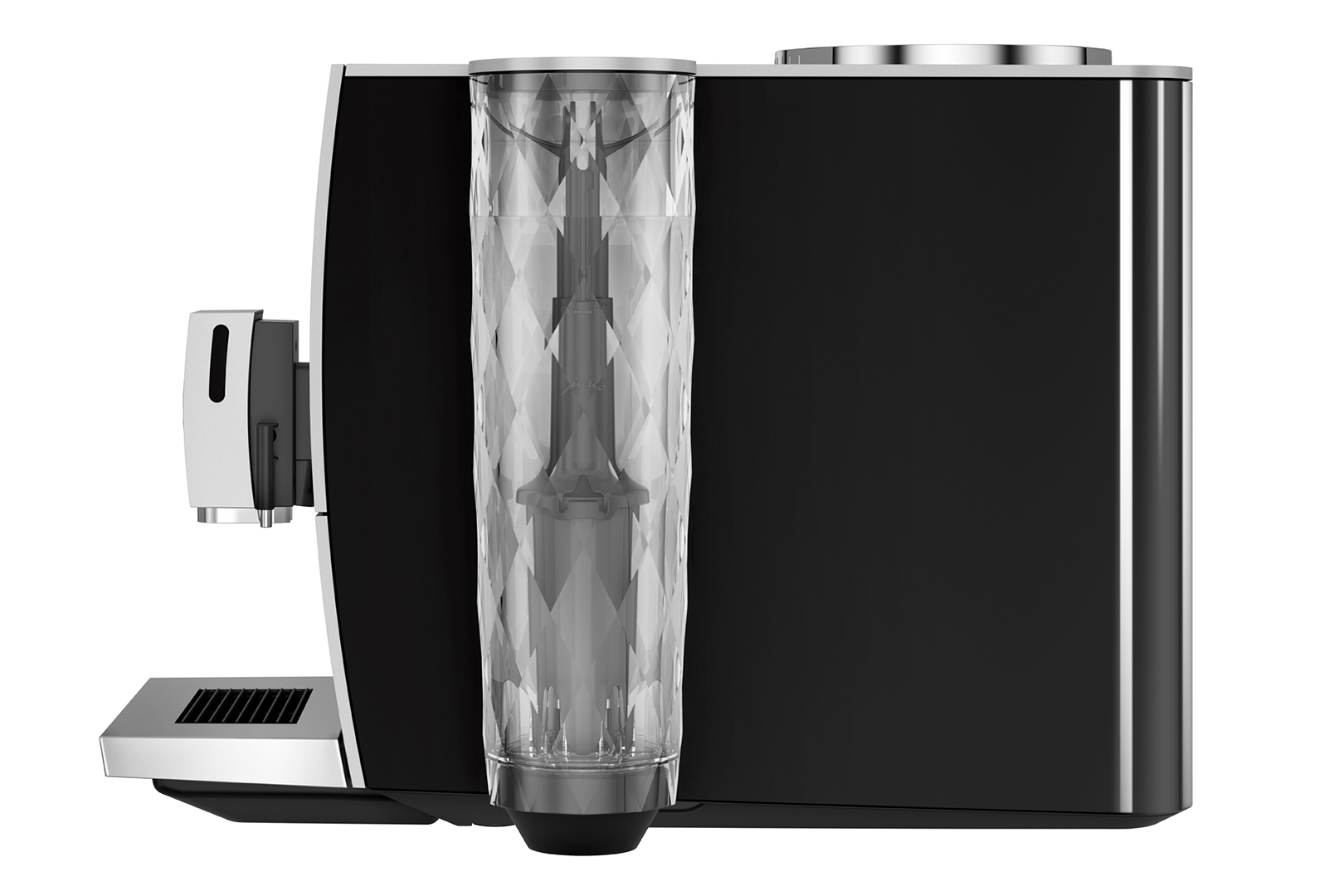 Jura ENA 8 Superautomatic Espresso Machine - Metropolitan Black