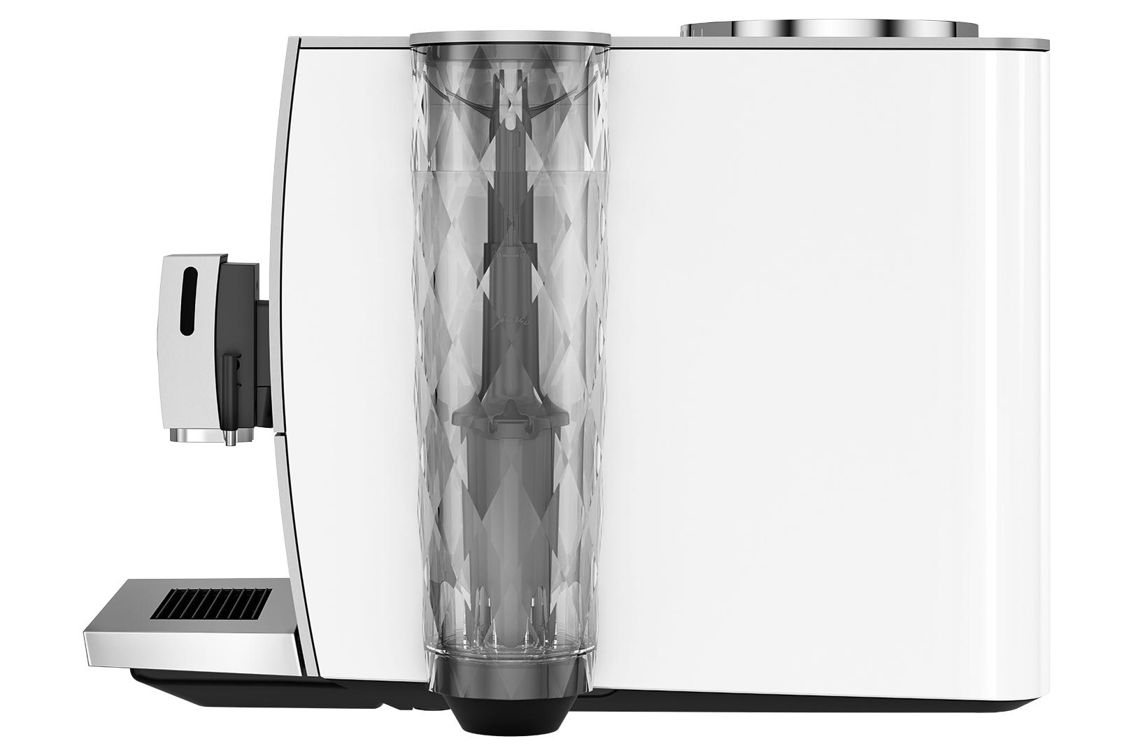 Jura ENA 8 Superautomatic Espresso Machine - Nordic White
