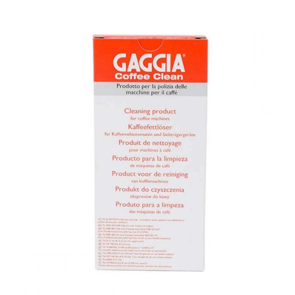 Gaggia Coffee Clean Tablets - Box of 10 Tablets - GA-21001686