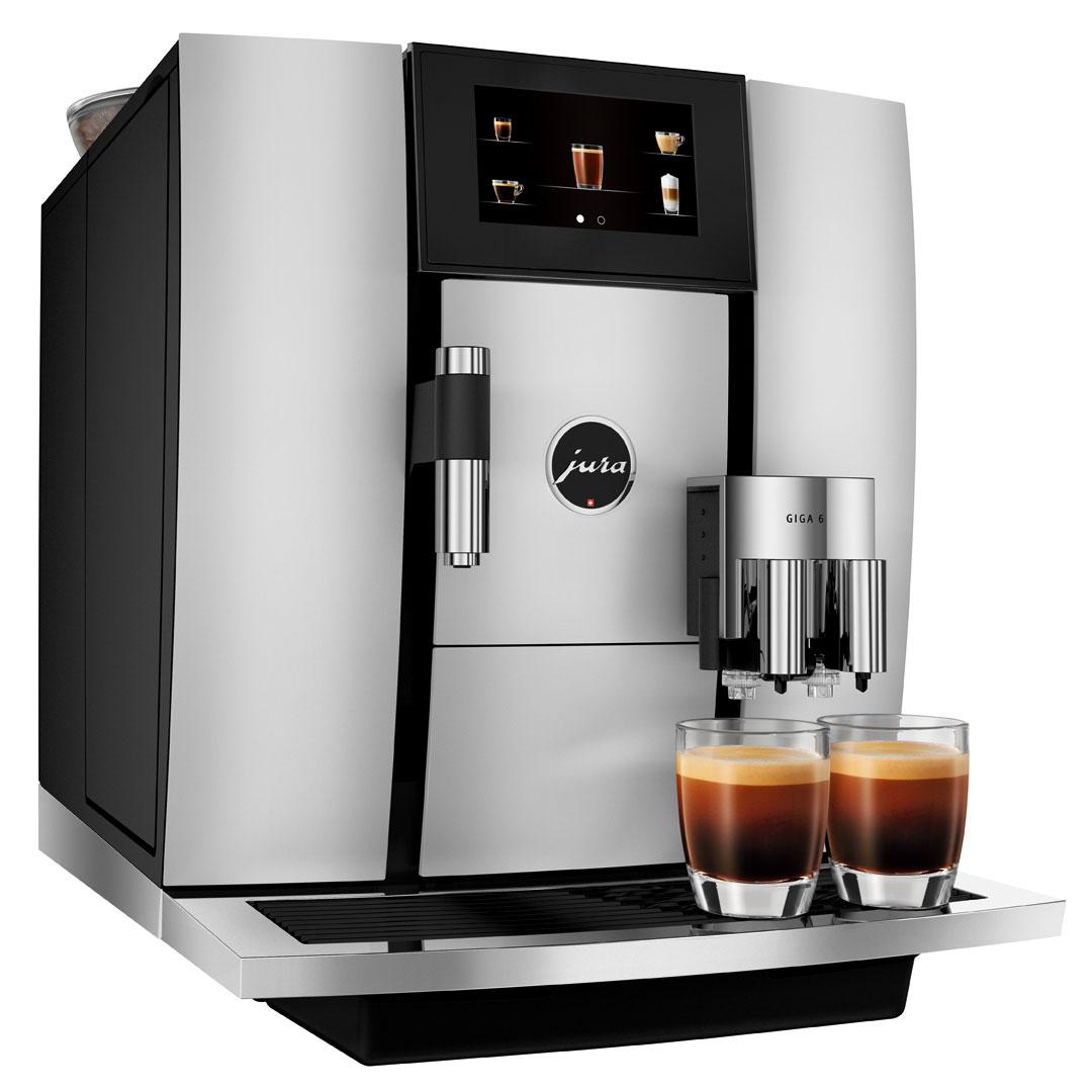 Jura Giga 6 Super Premium Superautomatic Espresso Machine