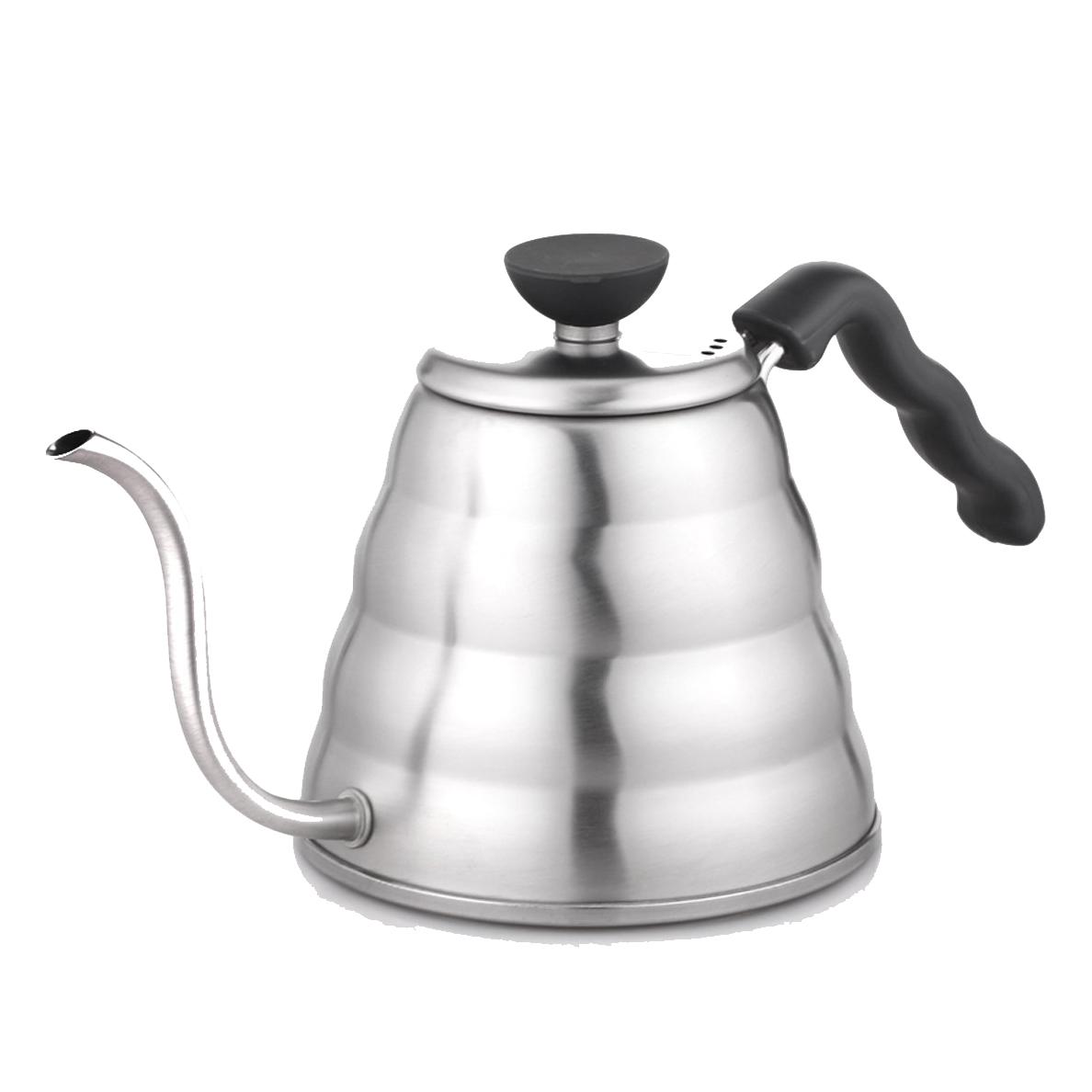 Hario V60 Buono Coffee Drip Kettle 1200ml - VKB-120HSV