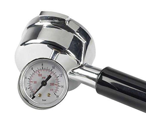"JoeFrex Pressure Gauge Check Kit for Portafilters - 3/8"" Thread (xsm)"