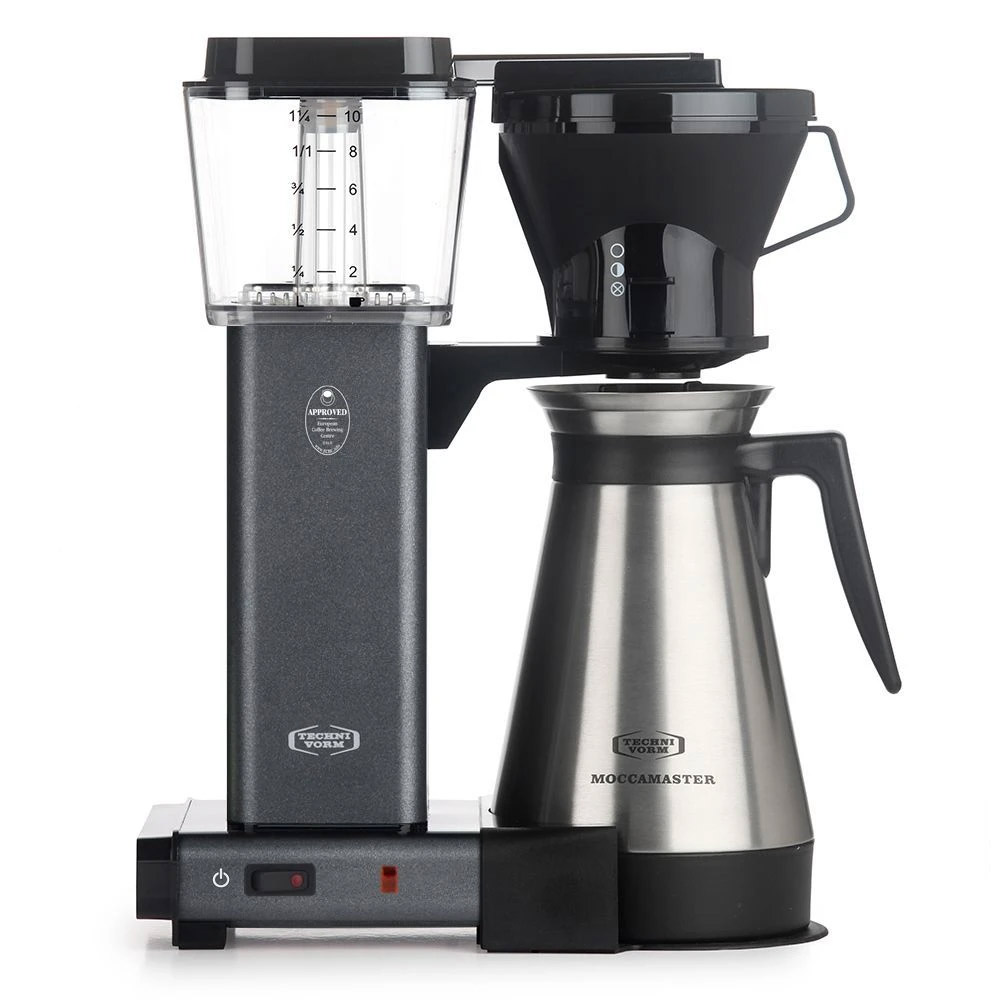 Technivorm Moccamaster KBT 741 Brewer Thermal Carafe Stone Grey - 79115