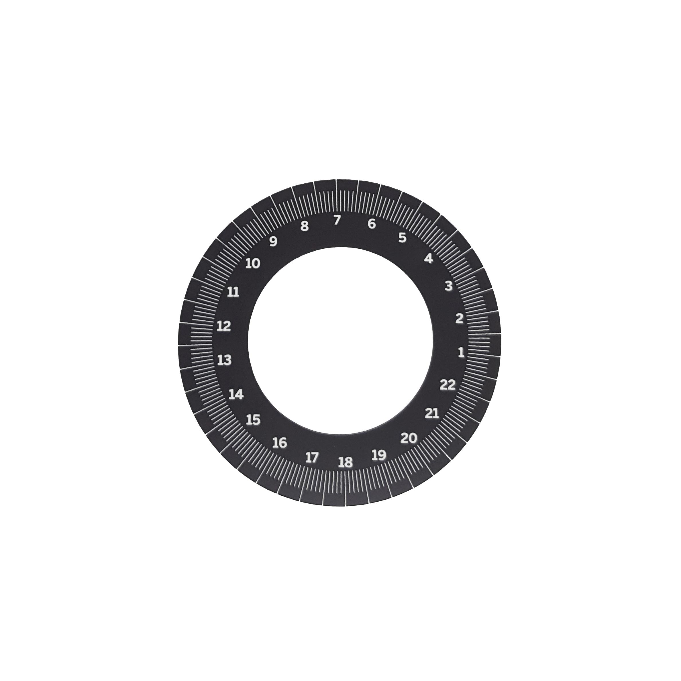 Mahlkonig EK43 Precision Dial BLACK