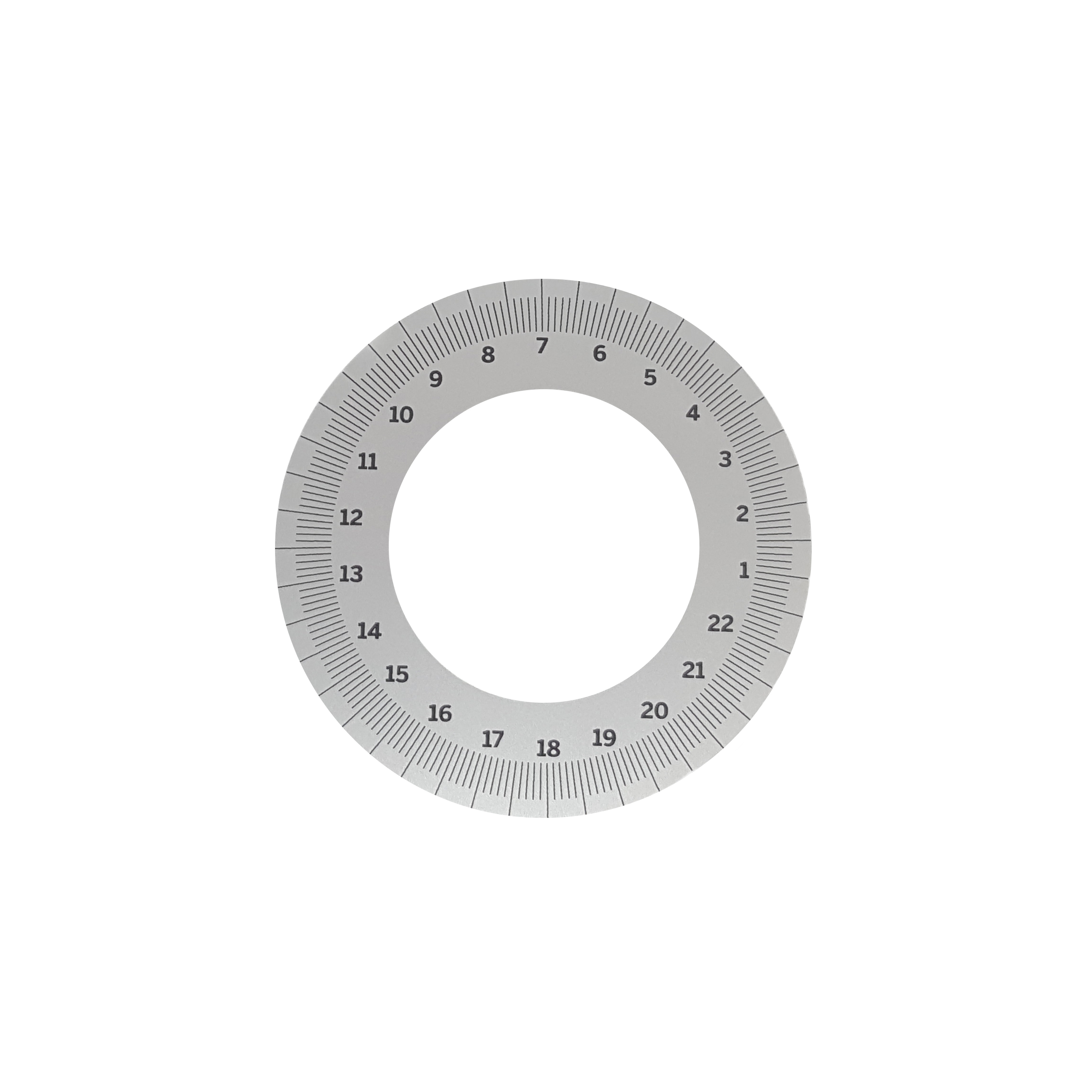 Mahlkonig EK43 Precision Dial SILVER