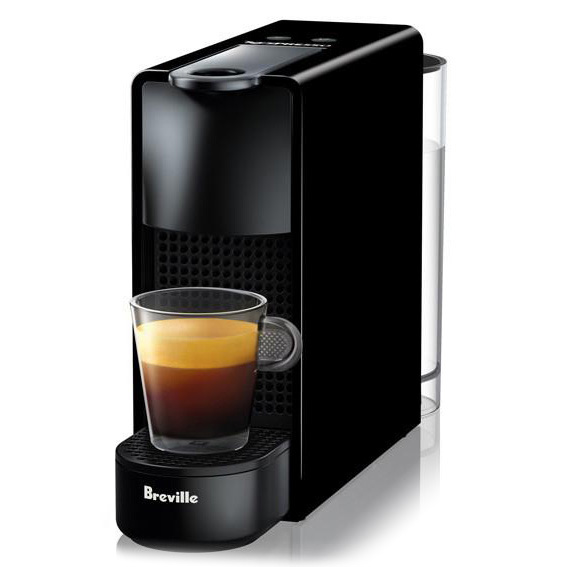 Breville Nespresso Essenza Mini BLACK Single Serve ...