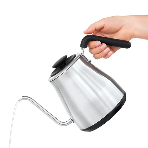 OXO BREW Adjustable Temperature Pour-Over Kettle - #8717100ON
