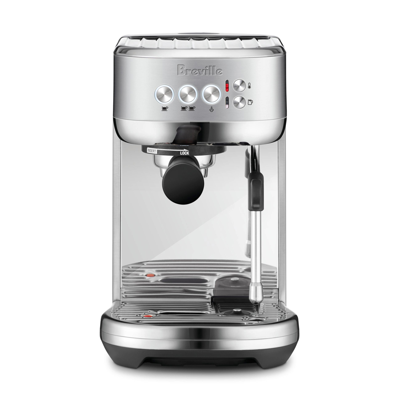 Breville Bambino Plus BES500BSS Espresso Machine