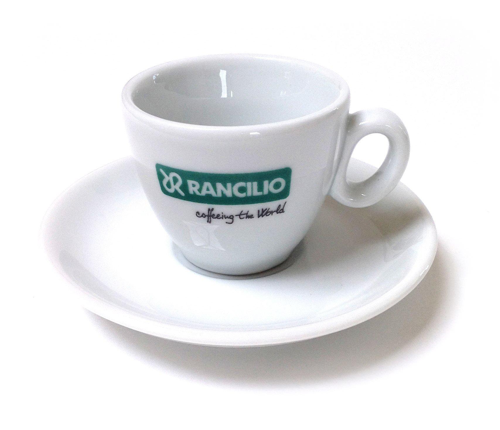 Rancilio Logo Espresso Cups