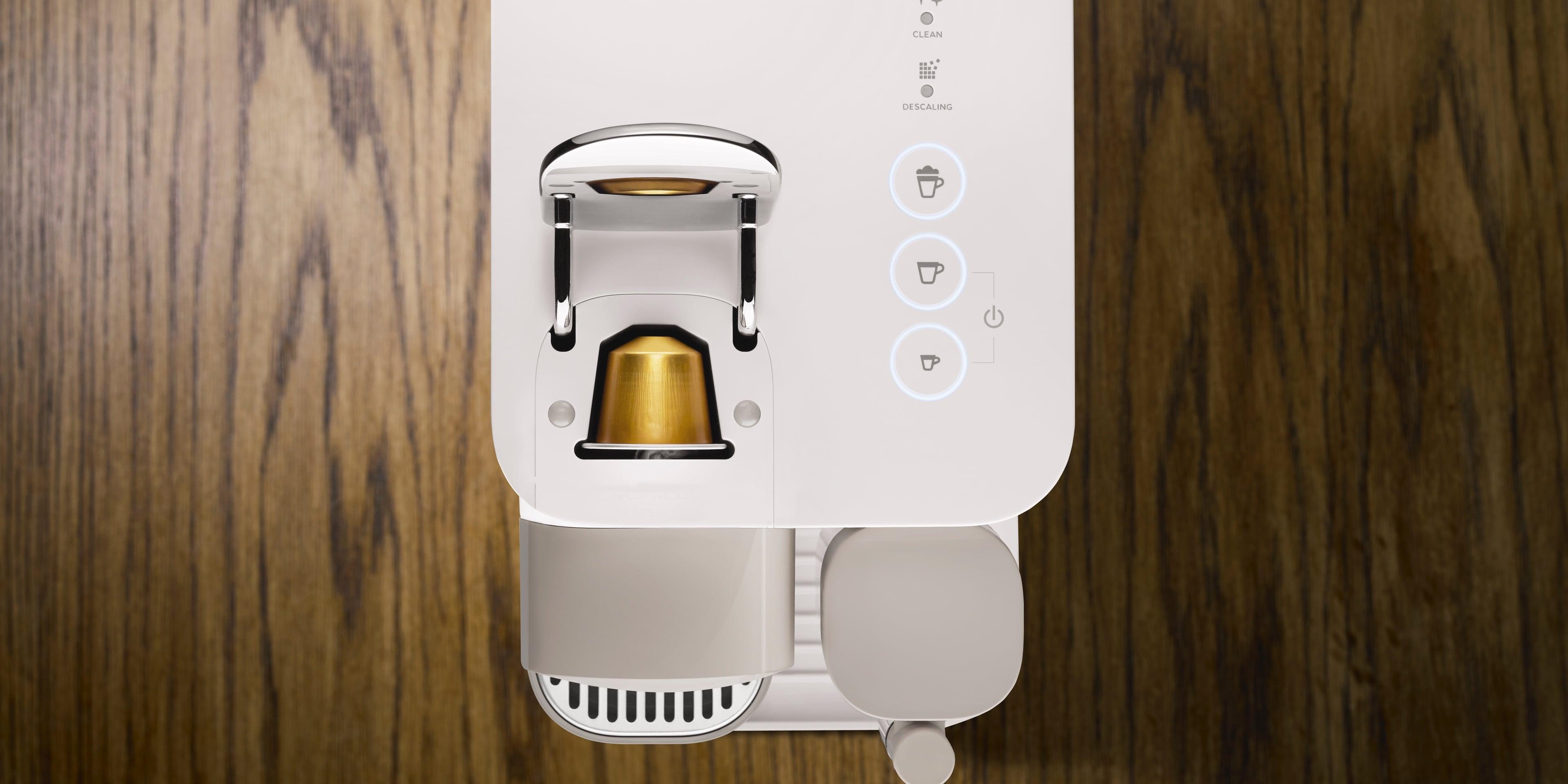 Delonghi Nespresso Lattissima One En500wca Silky White