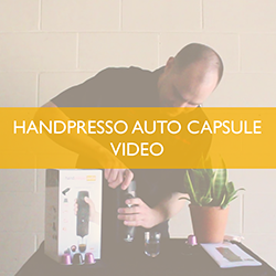 Handpresso Auto Capsule Video Review