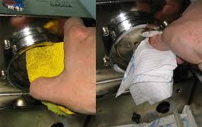 Maintaining Semi Automatic Espresso Machines