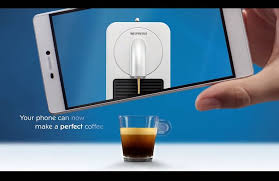Smart Espresso Maker by Nespresso