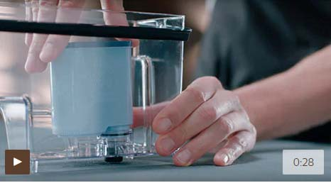 How to Use the Saeco Philips Aqua Water Filter