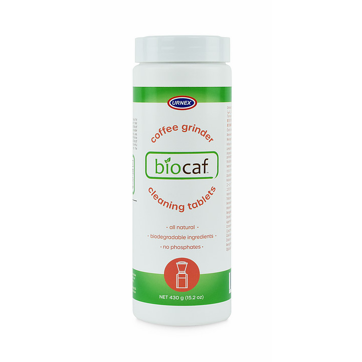 Urnex BioCaf Grinder Cleaning Tablets - 430g / 15.2oz