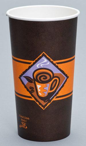 Genpak Gourmet Cups 20 oz. (1 Unit=600)