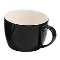 BIA Black Cafe Au Lait Cup