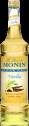 Monin Sugar Free Vanilla Syrup