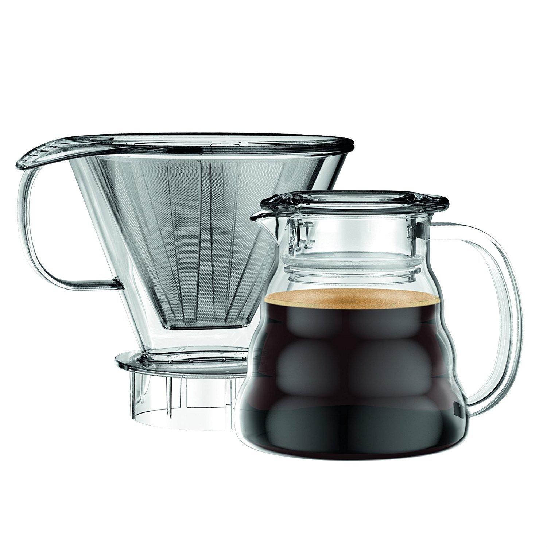 Bodum Melior Coffee Dripper & 0.6L Carafe, #11767-10S