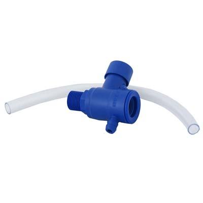 BWT Bestflush flush valve for BWT besthead including washers