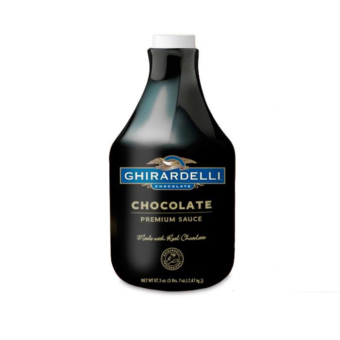 Ghirardelli Dark Chocolate Sauce