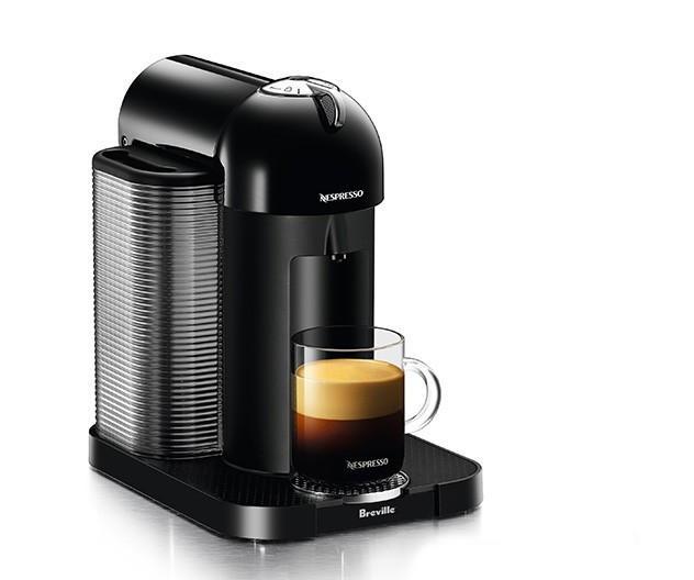 Nespresso Breville VertuoLine BLACK BNV220BLK1BUC1