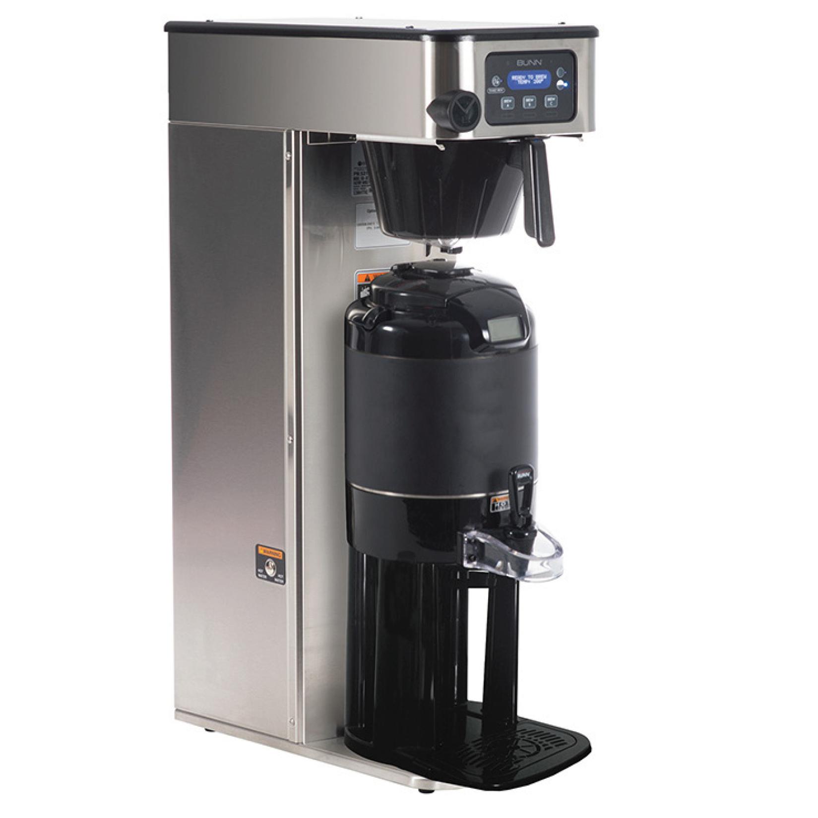 Bunn Infusion Series ICB Tall Coffee Brewer - 53100.6101