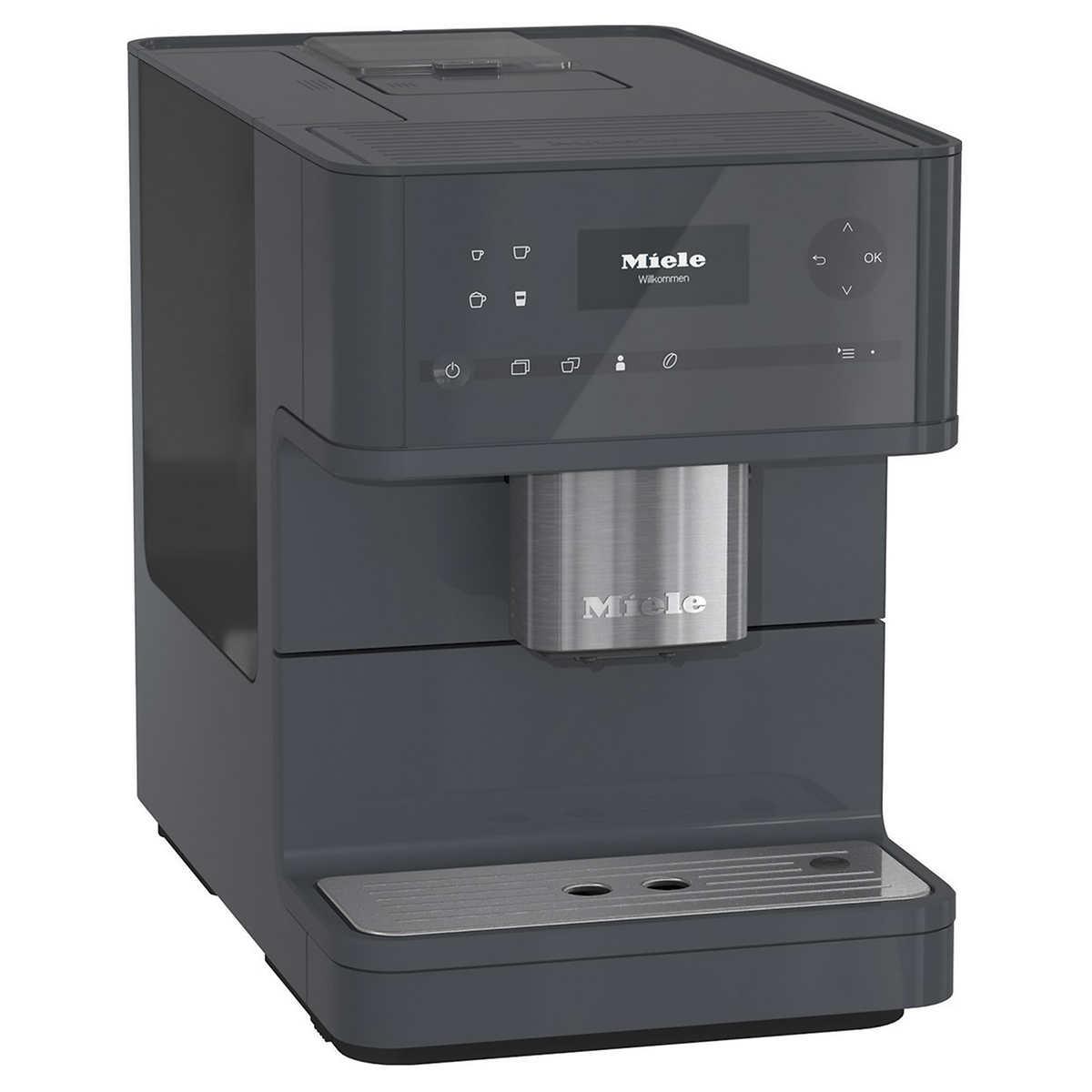 Miele CM6150 Super Automatic Espresso Machine - Graphite Grey 29615030CDN