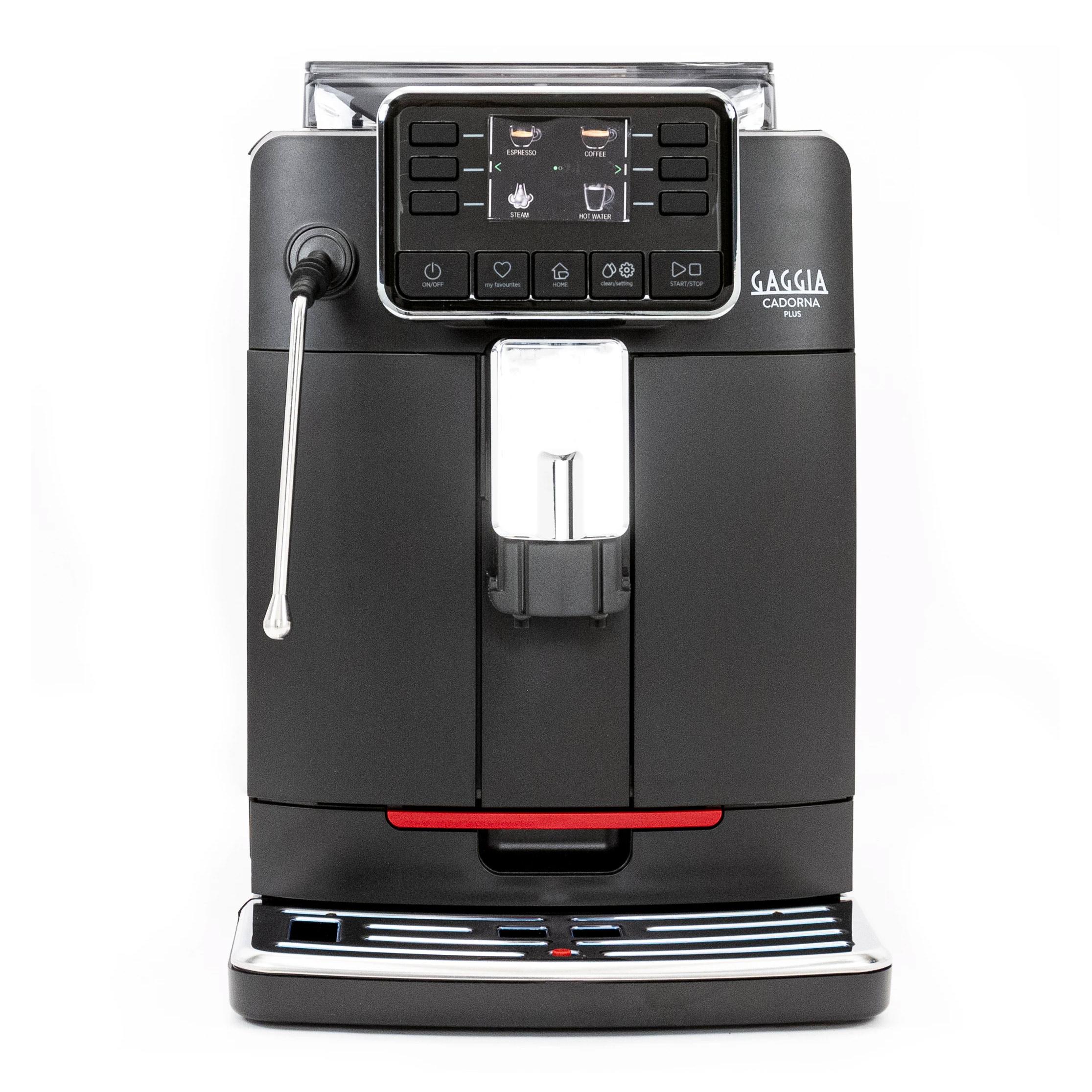 Gaggia Cadorna Barista Plus Black Super Automatic Espresso Machine - RI9601/47