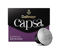 Dallmayr Capsa Espresso Capsules - Artigiano - Box of 10