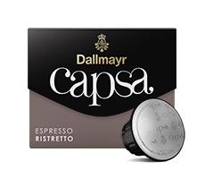 Dallmayr Capsa Espresso Capsules - Ristretto - Box of 10 (EXP MAR 2020)