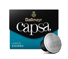 Dallmayr Lungo Capsules - Azzurro - Box of 10 (EXP. OCTOBER 2017)