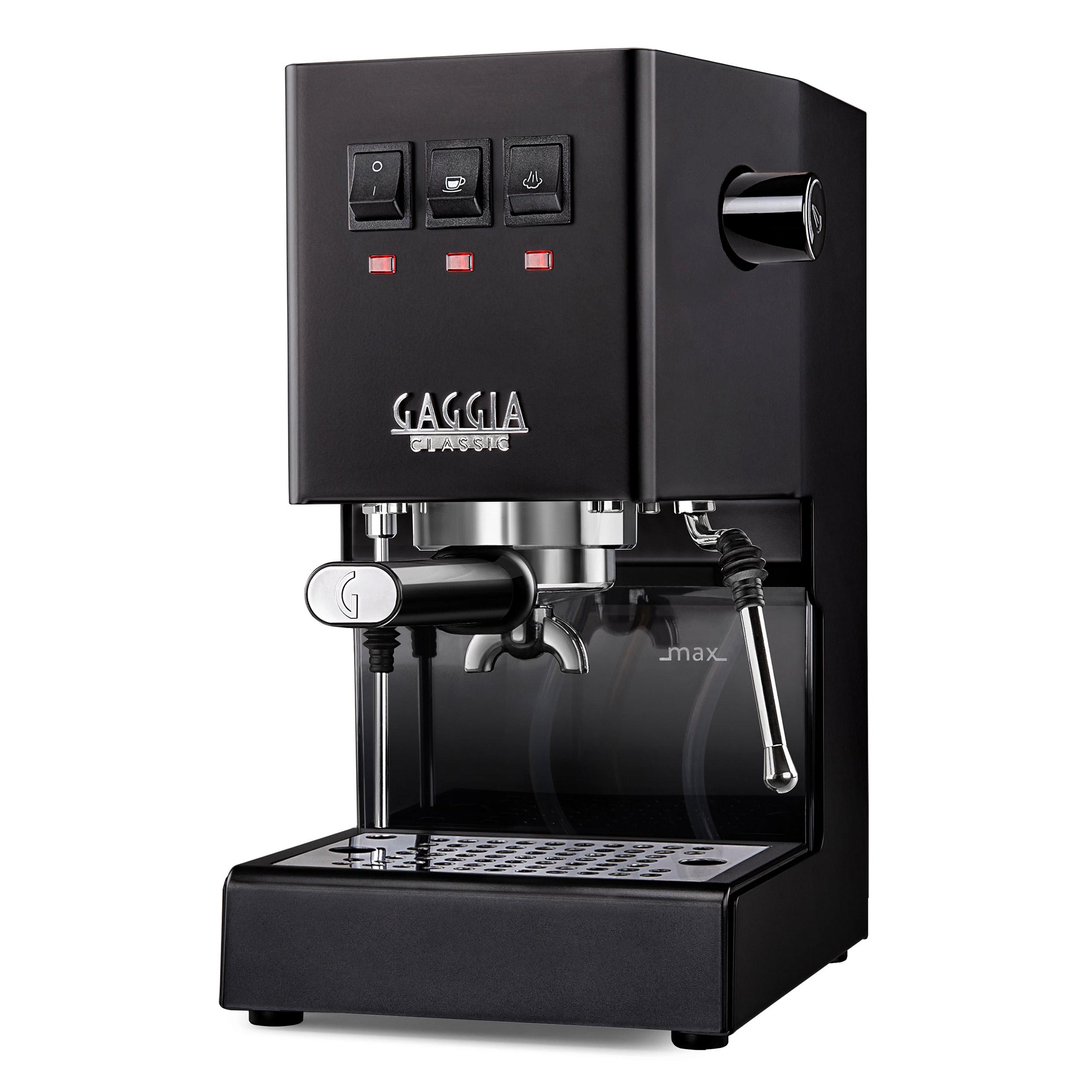 Gaggia New Classic Pro Semi-Automatic Espresso Machine - Thunder Black RI9380/49