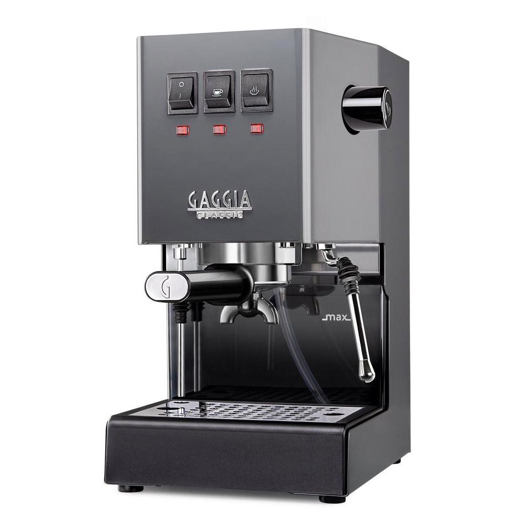 Gaggia New Classic Pro Semi-Automatic Espresso Machine - Industrial Grey RI9380/51