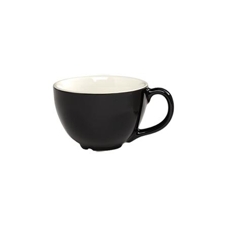 CremaWare 2oz Black Espresso Cup