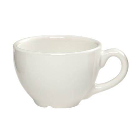 CremaWare 12oz White Cappuccino Cup