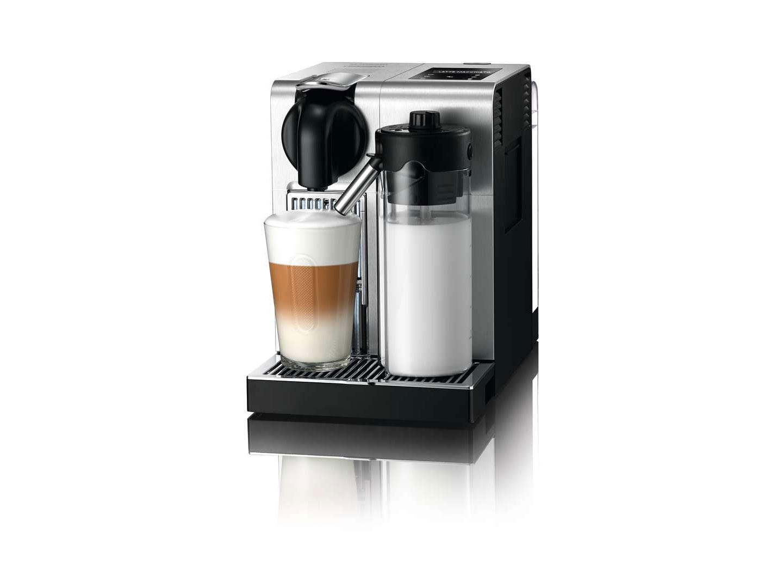 Delonghi Lattissima Premium Nespresso Single Serve Espresso Machine (OPEN BOX - INSTORE PICK UP ONLY )