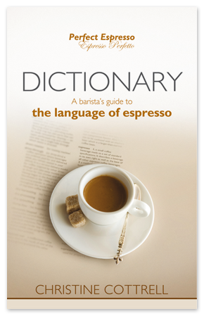 Barista Dictionary Guide