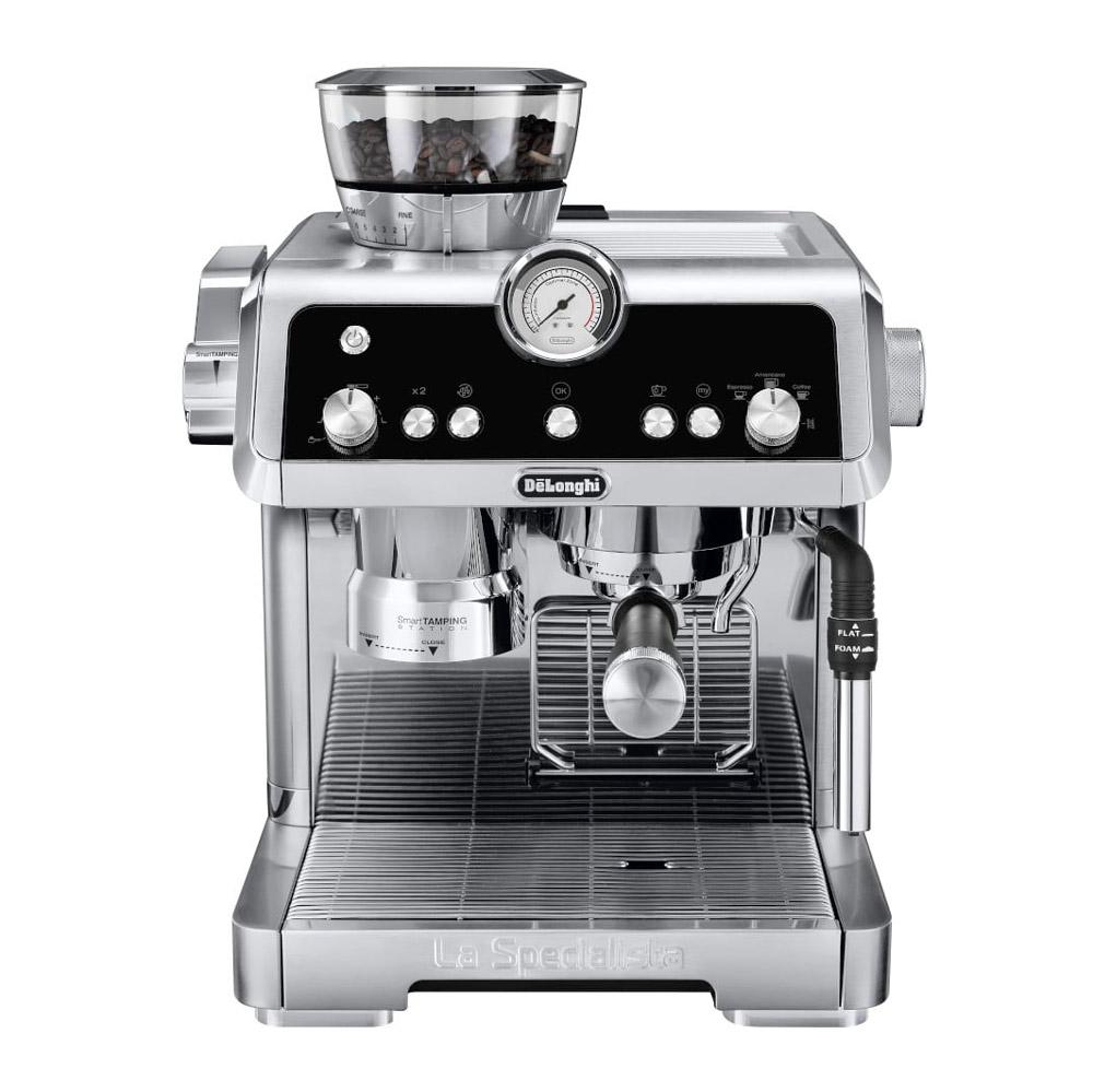 DeLonghi EC9335 La Specialista Semi-Automatic Espresso Machine with Built-in Grinder