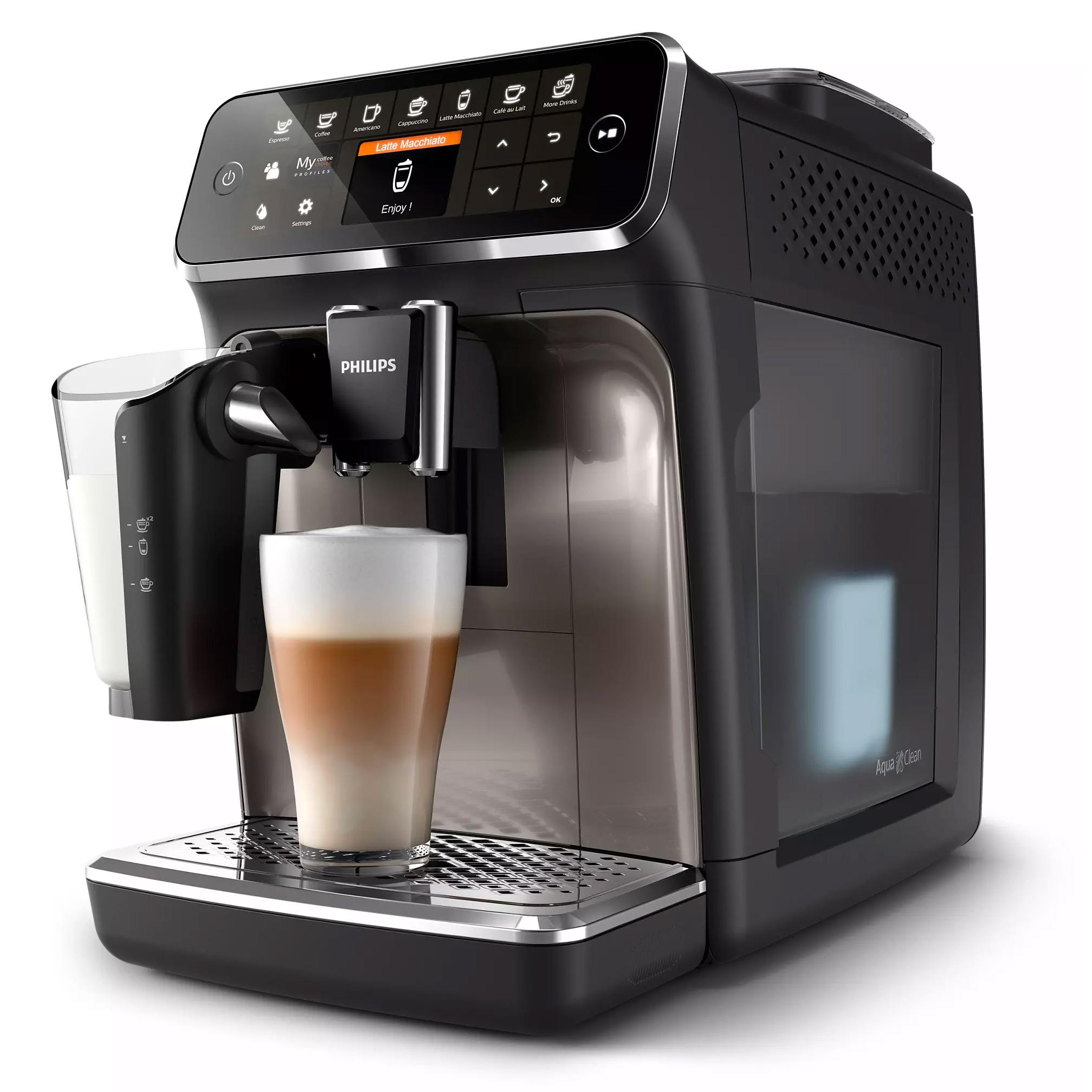 Philips / Saeco 4300 Series LatteGo Superautomatic Espresso Machine - EP4347/94