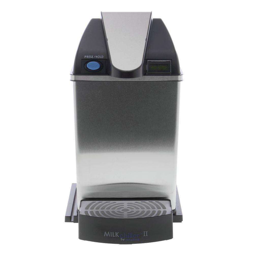 Frieling Milk Chiller II - Milk and Cream Stainless Steel Refrigerator and Dispenser