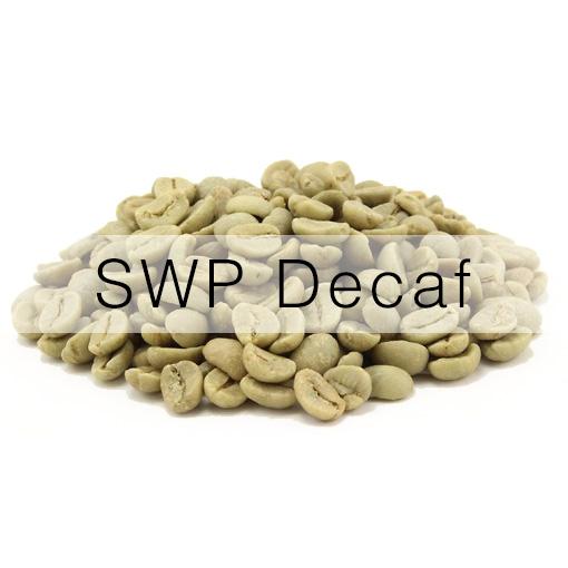 Green Beans - Swiss Water Decaf Fairtrade Organic 2lb Bag