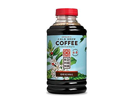Kohana Cold Brew - Organic Original Concentrate - 16oz Bottle