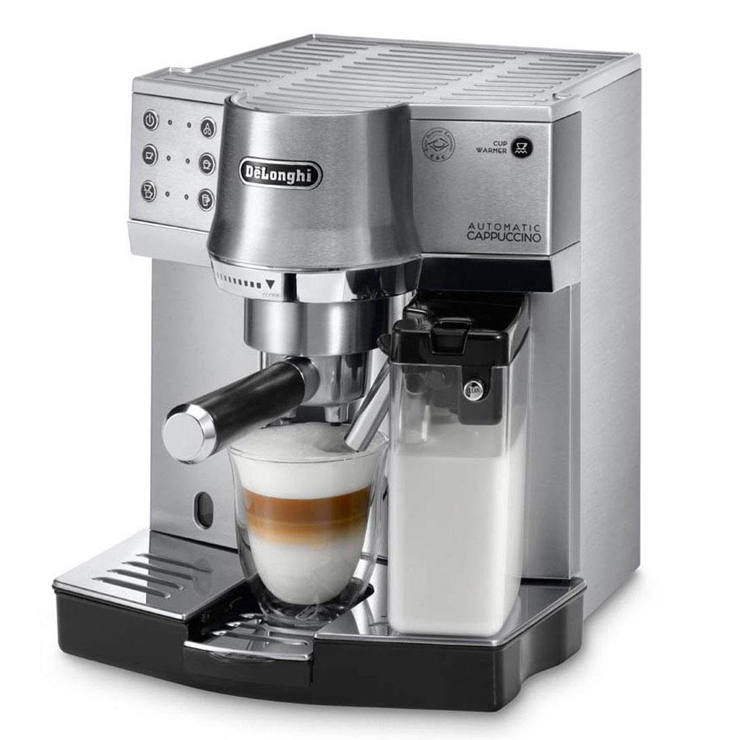 Delonghi Dedica Traditional Espresso Machine - EC 860.M