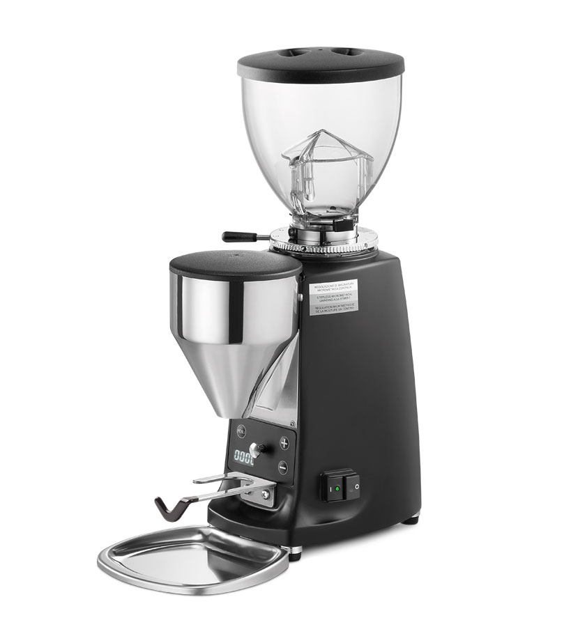 Mazzer Mini E Type B V2 Digital Espresso Grinder BLACK