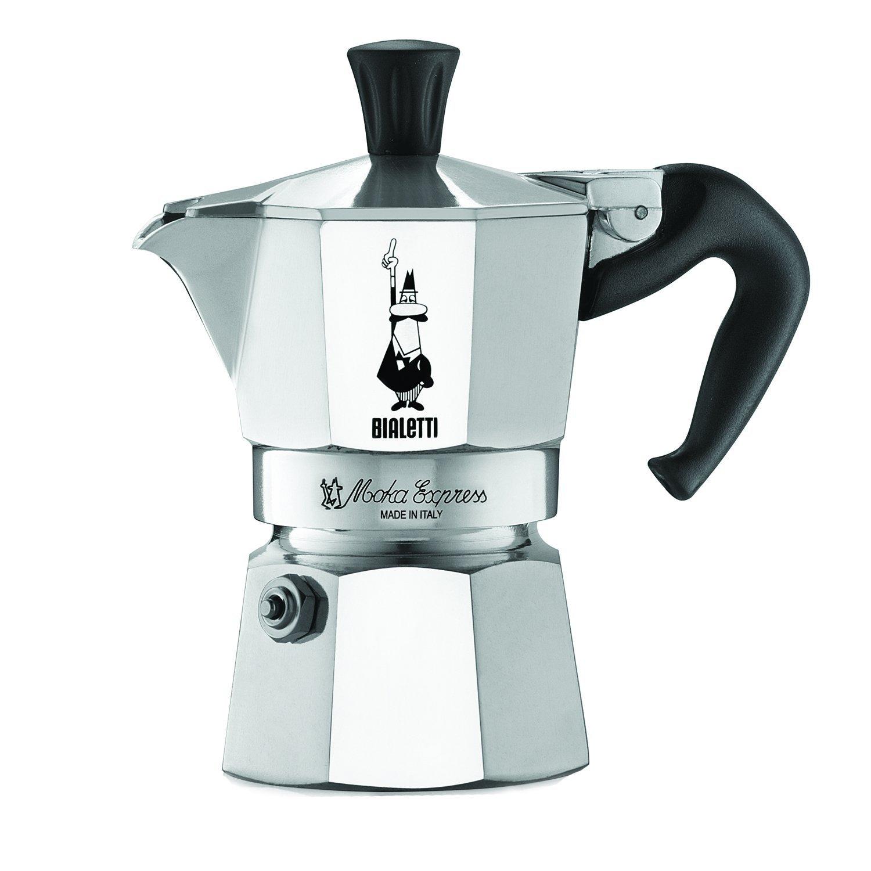 Bialetti Moka Express 1 Cup Stovetop Espresso Maker